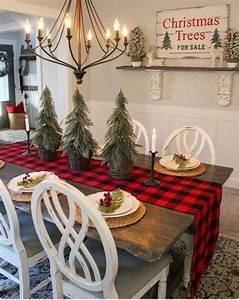 Cuadros escoceses para la decoración navideña 2018 - 2019