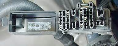 pin toyota proprietary connector  pinoutsru