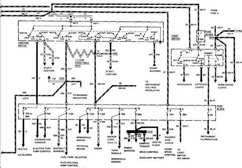 96 Ford E 350 Wiring Diagram by I Need A Wiring Diagram S Grumman Step On A Ford