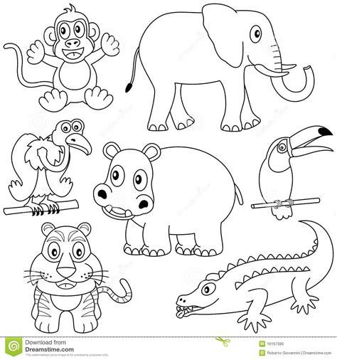 desenhos de mamiferos  colorir