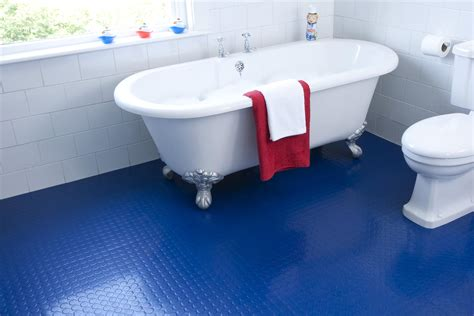 rubber bathroom flooring trellischicago