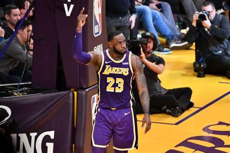 LeBron Passes Jordan for Fourth on NBA's All-time Scoring ...