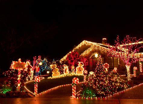 Christmas Lights At Night  Wwwimgkidcom  The Image Kid