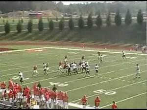 MARCHEZ COATES 2009 North Point High School Football ...