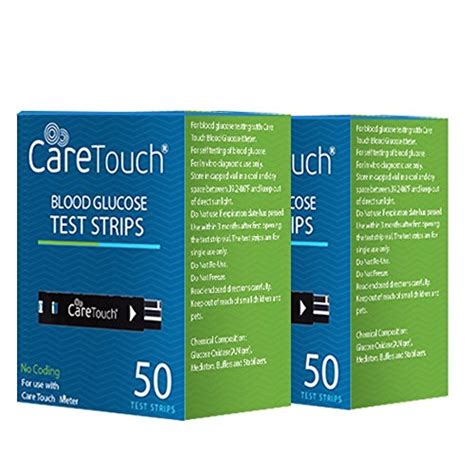 Amazon.com: Care Touch Diabetes Testing Kit – Care Touch
