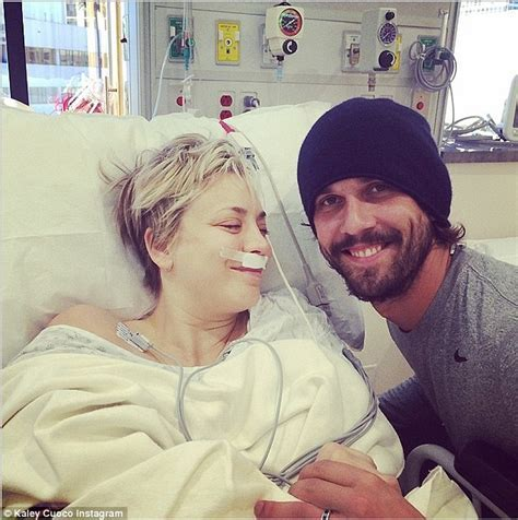 Kaley Cuoco lashes out at 'haters' accusing her of having