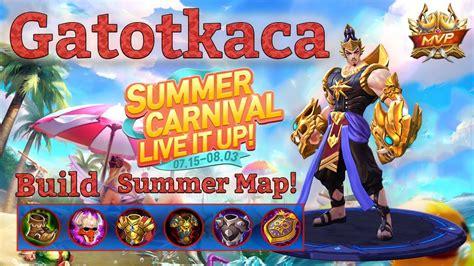 Gatotkaca And Summer Event Gameplay! So