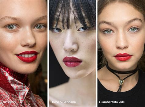 Spring Summer 2017 Makeup Trends Fashionisers©