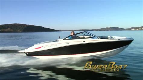 Tahoe Boats Ratings by Tahoe Boats 2018 700 Runabout Review By Power Boat