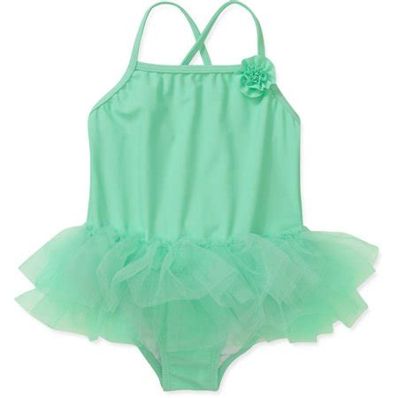 baby toddler girl tutu  piece swimsuit walmartcom
