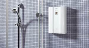 Dusche Mit Boiler : elektro durchlauferhitzer dusche ~ Orissabook.com Haus und Dekorationen