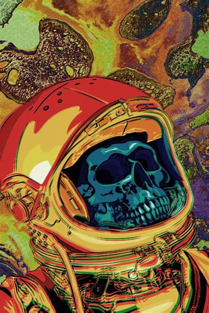 Trippy Psychedelic Marijuana Acid Hippie Cannabis Kush
