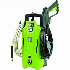 Earthwise 1,500 psi 1 3 GPM Electric Pressure Washer