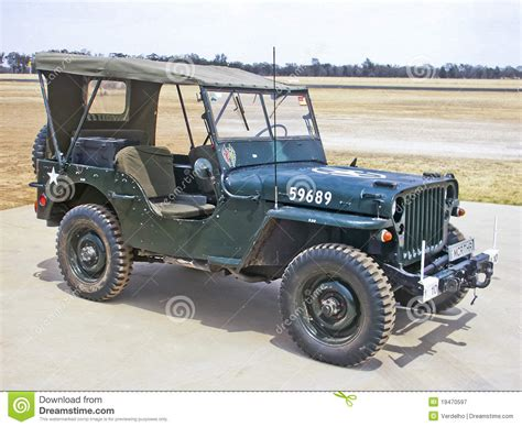 american army jeep willys mb us army jeep editorial photography image 19470597