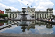 Guatemala City - National Palace | Built in the late 30s ...