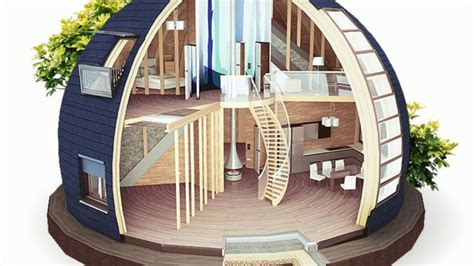 Dome Home Interior Design by Top 40 Geodesic Dome Home Ideas 2018