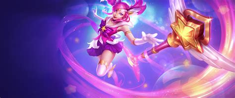Star Guardian Lux Full Hd Wallpaper And Background HD Wallpapers Download Free Images Wallpaper [1000image.com]