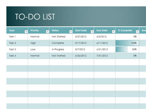 monthly   list templates ms office documents