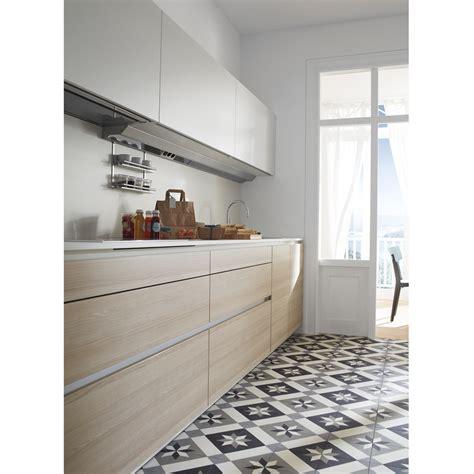 cuisine blanche et cuisine bois et blanche cheap cuisine blanche murs