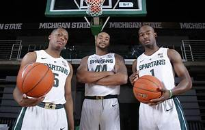No  10 Michigan State Aims To Rebound After Early Tourney