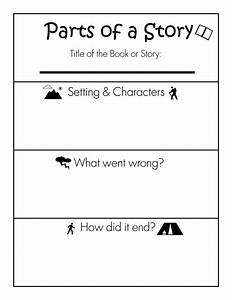 Setting Of A Story Worksheet