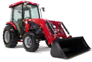 Compact Tractor with Front End Loader
