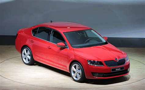 The New Škoda Octavia  Entry Škoda