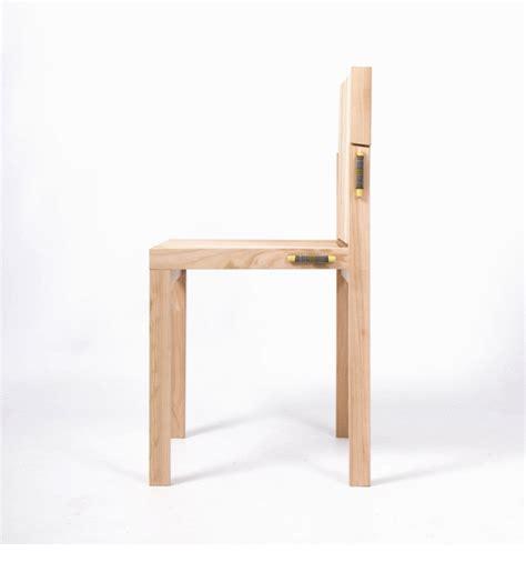 dessin d une chaise chaise leno confort caché par florian dasras