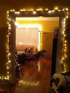 Light Und Living : white christmas lights everywhere merrypad ~ Eleganceandgraceweddings.com Haus und Dekorationen