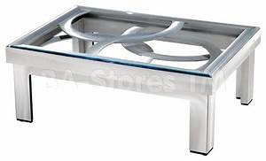 silver circles cocktail table in brushed aluminum with With brushed silver coffee table