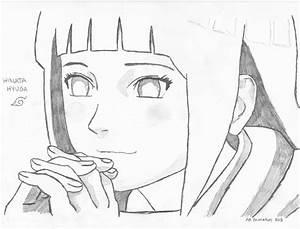 Naruto Shippuden- Hinata Hyuga by Ascended-Spartan on ...
