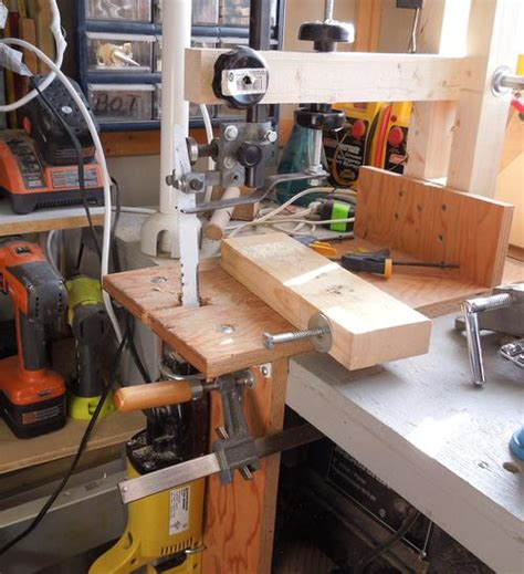 bills drill press modifications
