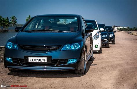 Civic Modifications India by Pics Tastefully Modified Cars In India Page 41 Team Bhp