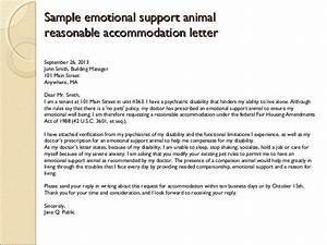 emotional support animal letter of prescription With emotional service animal doctor letter