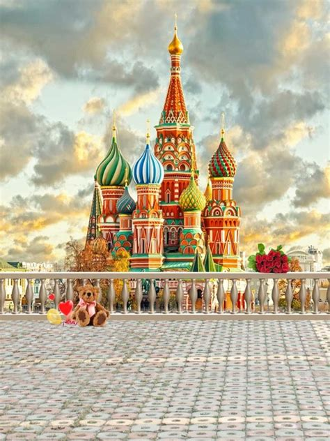 russia moscow red square balcony castle palace backdrop