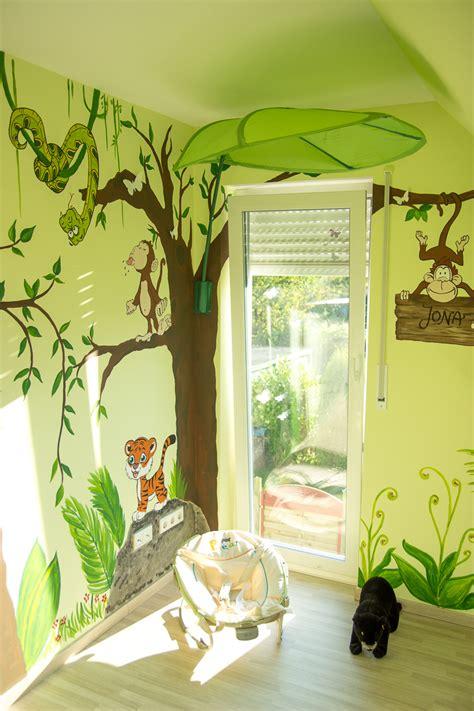 Dschungelkinderzimmer Diy  Mission Wohn(t)raum