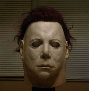 Authentic Michael Myers Mask