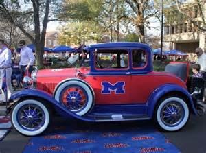 Ole Miss Classic Car