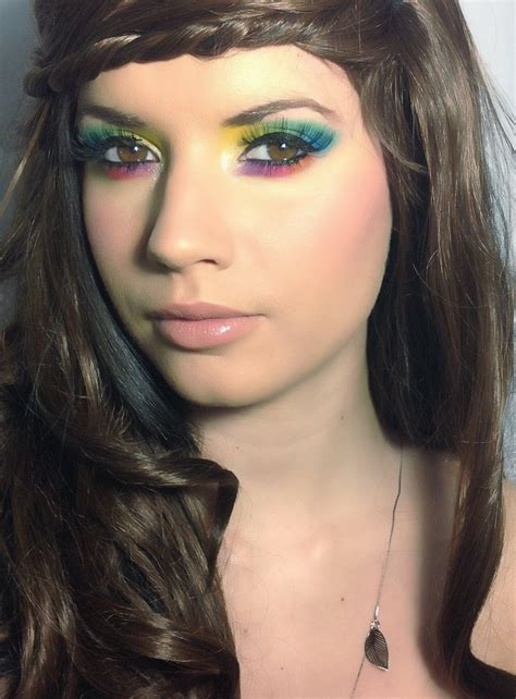 70s Hairstyles And Makeup by 22 Styles And 70s Disco Makeup Ideas And Tips Londonbeep