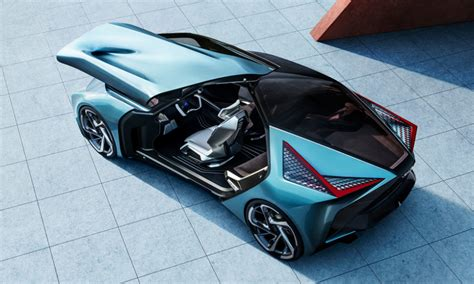 Lexus LF-30 Electrified Concept   Cool Material