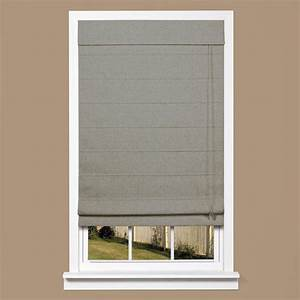 green mountain vista thermal blackout cordless roman shade With best price roman shades