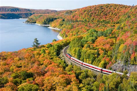 agawa train canyon ontario canada travel tour fall sault ste marie scenic park nature northern nationalgeographic kanada tourism wilderness north