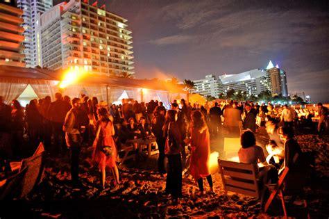 art basel miami beach partying   art   buzz   york times