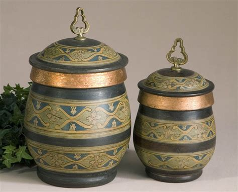 decorative kitchen canisters sets lovely decorative canisters kitchen 4 terracotta canister