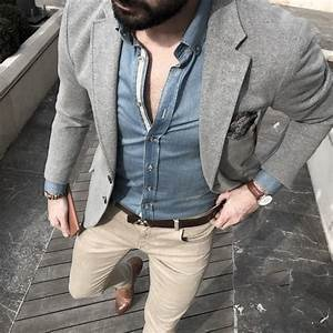 Brown Shoes With Jeans And Blazer - Style Guru Fashion Glitz Glamour Style unplugged