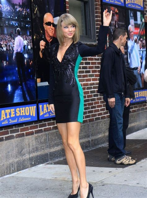 Taylor Swift Shows Sideboob And Hails Satan In A Slutty ...