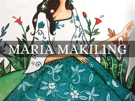 Maria Makiling Story   Mungfali