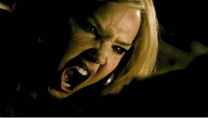 Vampire Gifs Tvd Diaries Lexi Fangs Branson