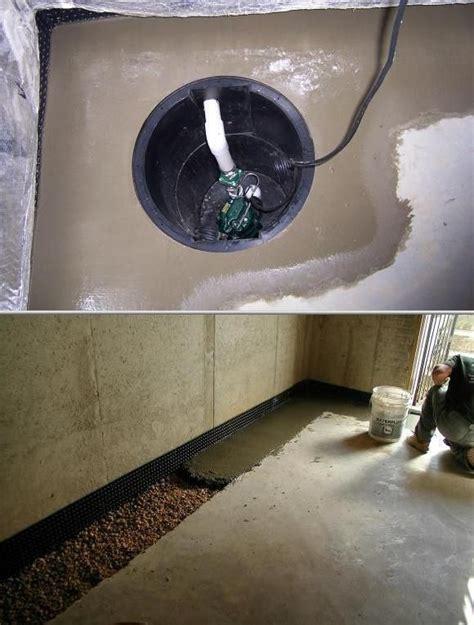 ideas  damp basement  pinterest wet damp