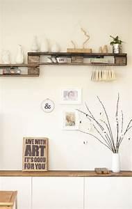 Wandschmuck Für Wohnzimmer : die besten 17 ideen zu regal aus paletten auf pinterest diy paletten palettenm bel und ~ Sanjose-hotels-ca.com Haus und Dekorationen